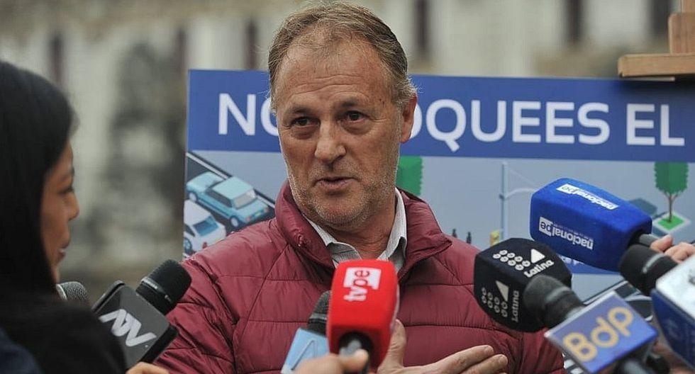 Muñoz exhortó a la población a emitir un voto informado en las elecciones de este domingo 26. (Foto: GEC)
