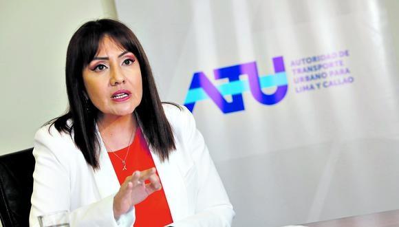 Jara Risco detalló que para poner fin al caos vehicular y a la informalidad de los servicios de transportes, se requiere un trabajo con cada uno de los alcaldes de Lima. (Foto: GEC)