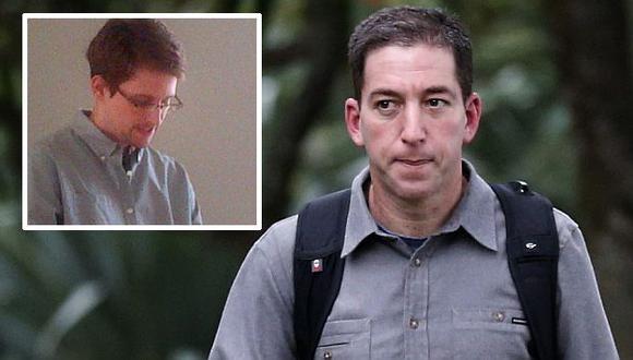 Edward Snowden aún tiene importante información, según Greenwald. (Reuters)