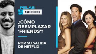 ¿Cómo reemplazar 'Friends'?