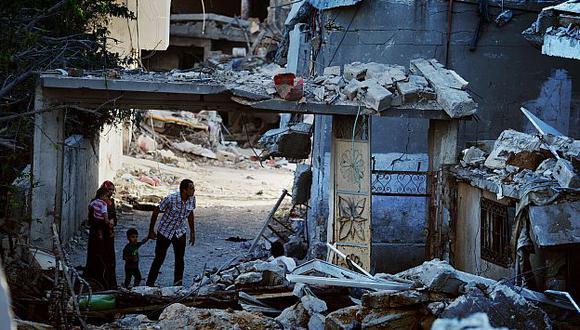 Asociación de la Prensa Extranjera denunció acoso de Hamas en la Franja de Gaza. (AFP)