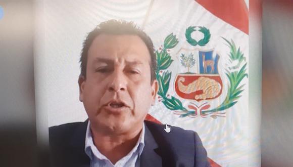 Jhosept Pérez Mimbela representa a la región Áncash en la bancada de Alianza para el Progreso. (Foto: Facebook Pérez Mimbela)