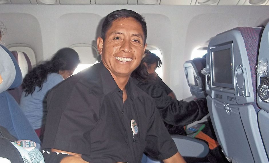 Brazo derecho. Huaringa sirvió con Humala, quien en 2013 lo envío a trabajar a Venezuela. (USI)
