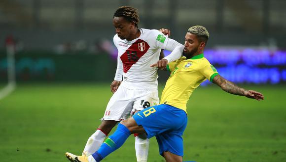 AHORA, Perú vs. Brasil en vivo y en directo: seguir minuto a minuto por la fecha 2 de la Copa América 2021. (Foto: AFP)