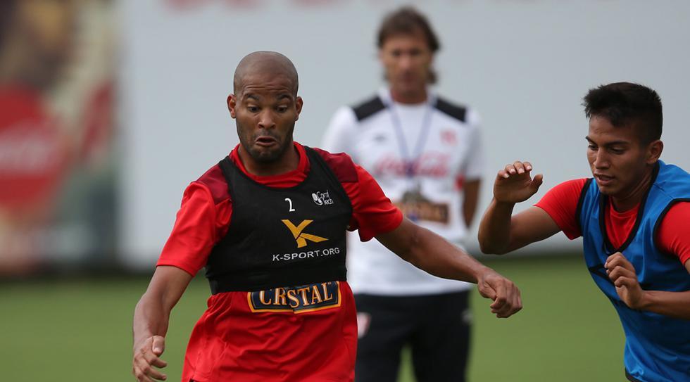 Alberto Rodrpigeuz no fue convocado a los amistosos de la Selección Peruana. (USI)