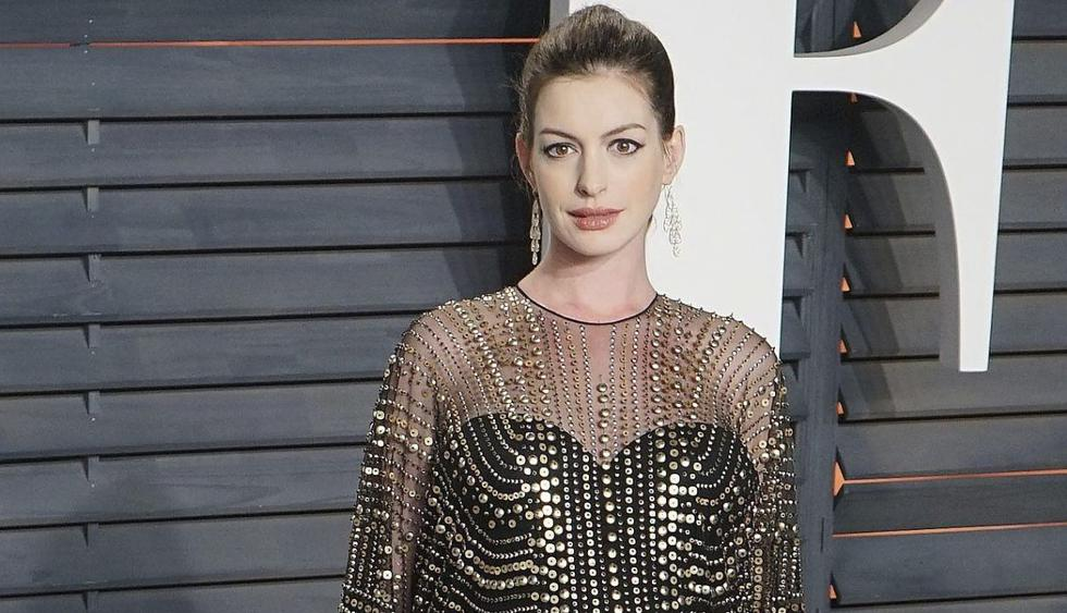"Anne Hathaway forma parte del elenco de la serie ""Modern Love"" de Amazon. (Foto: EFE)"