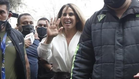 """Kate del Castillo se encuentra en Lima grabando escenas de """"La Reina del Sur 3"""". (Fotos: Jorge Cerdan/@photo.gec)"""