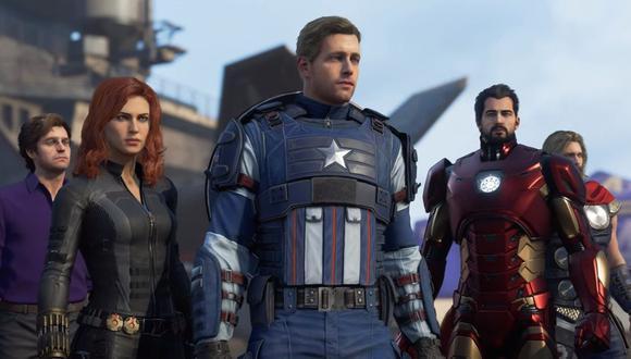 Marvel's Avengers de Square Enix cambió su fecha de lanzamiento.