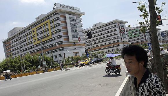 "Acusan a Apple de ser ""cómplice"" de abusos en fábrica china. (AFP)"