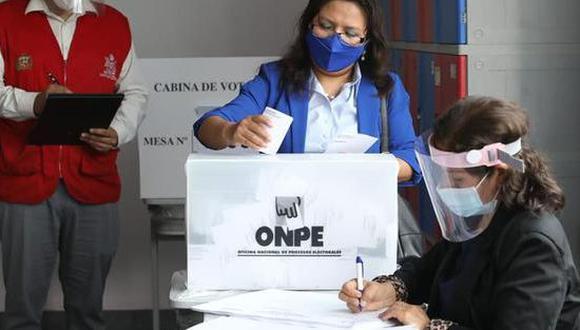 Más de 162 mil ciudadanos han sido llamados a ser miembros de mesa el próximo 6 de junio. (Foto: Andina)