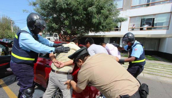 A los participantes se les brindó las herramientas y criterios para un patrullaje más articulado junto a la Policía Nacional del Perú. (Foto: Mininter)