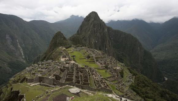 ORGULLO PERUANO. Maravilla del mundo conquista a los turistas. (Rafael Cornejo)