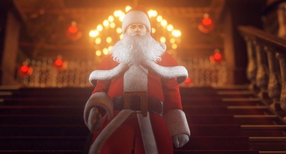 Este mes de diciembre llegará nuevo contenido a 'Hitman 2' con motivo de las fiestas.