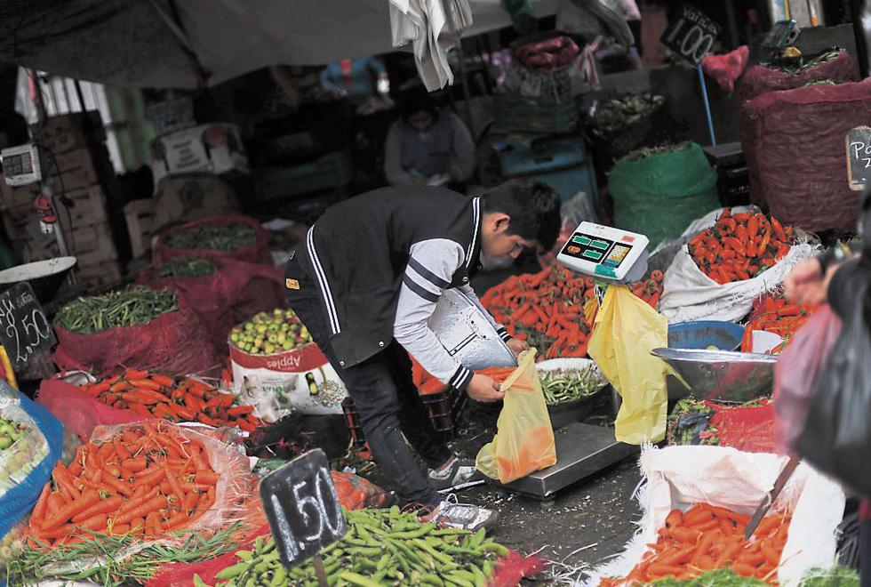 Inflación sería menor en los siguientes meses. (Perú21)