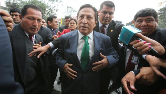 SU MEJOR DEFENSA, EL SILENCIO. Exmandatario solo tratará el tema con dirigentes de su partido. (Martín Pauca)