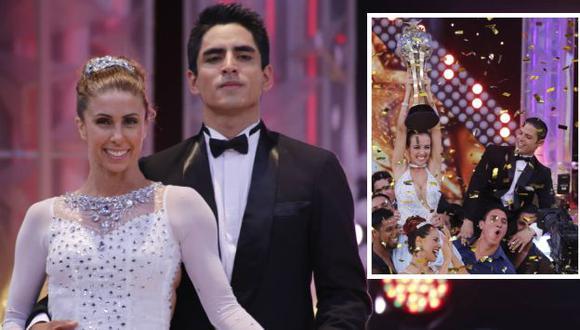 Fiorella Cayo se pronunció tras el triunfo de Rosángela Espinoza en 'Reyes del show'. (El gran show)