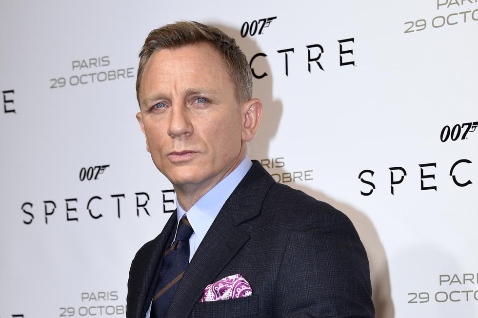 """""""James Bond"""": Daniel Craig será operado tras sufrir lesión durante la filmación de la película (Foto: AFP)"""