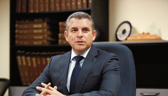 Fiscal coordinador del equipo especial Lava Jato. (GEC)
