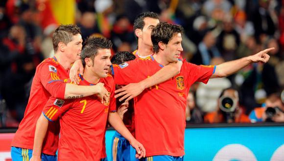 España venció 2-0 a Honduras en el inicio de Sudáfrica 2010. (Foto: AS)