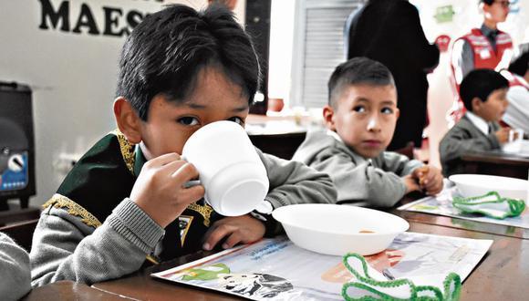 no entienden de hambre.  Las autoridades deben hacer entrega inmediata de los alimentos crudos a las familias más pobres del Perú. (Midis)