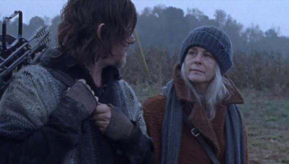 The Walking Dead: ¿cuándo será estrenada la temporada 10 de TWD? (Foto: AMC)