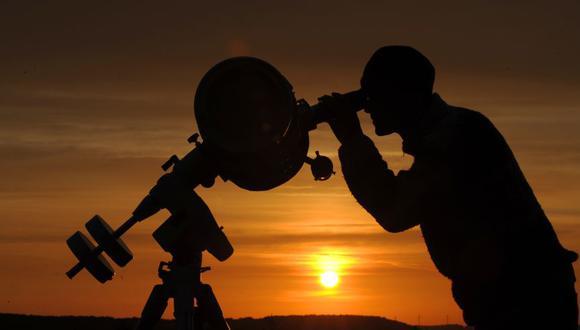 Estados Unidos prefiere estudiar posibles impactos de asteroides en vez de la Luna. (Foto: AFP)