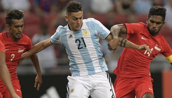 Argentina también jugará contra Venezuela en el mes de marzo. (Foto: AP)