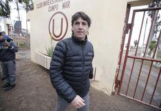 Jean Ferrari hace oídos sordos ante comentarios de que árbitros favorecen a Universitario