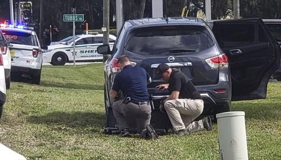 El hecho ocurrió pasado el mediodía local en una sede del SunTrust Bank de Sebring. (Foto: EFE)