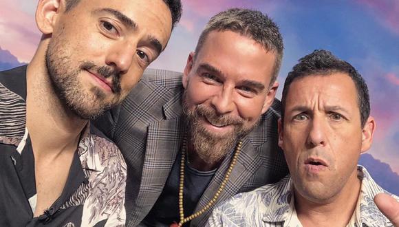 Luis Gerardo Méndez y Adam Sandler protagonizará divertida entrevista con Gonzalo Revoredo. (Foto: Instagram)