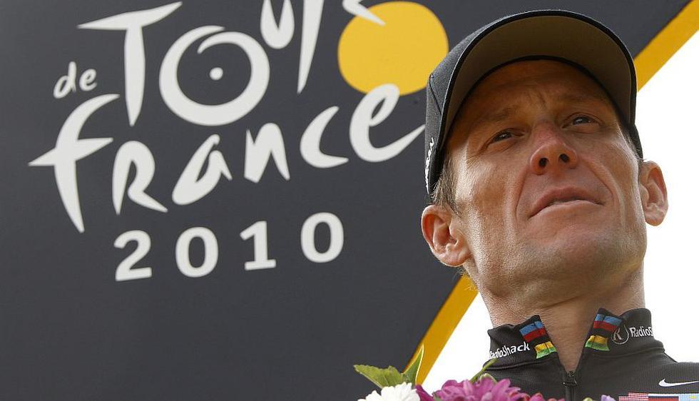 El exciclista Lance Armstrong lidera la lista. Él fue suspendido de por vida y se le quitaron sus siete Tours de Francia por dopaje. (Reuters)