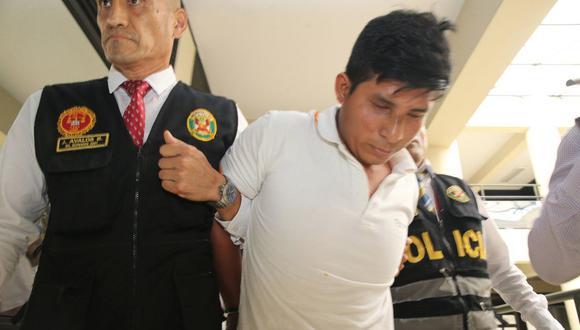 Jueza de la Corte de Lima Norte ordena 9 meses de prisión preventiva contra mototaxista Tercero Chujandama Napuchi. (@Poder_Judicial_)