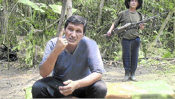 Jorge Quispe Palomino, (a) 'Camarada Raúl'.