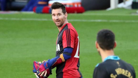 Lionel Messi tiene ilusión de vivir y jugar en Estados Unidos. (Foto: AFP)