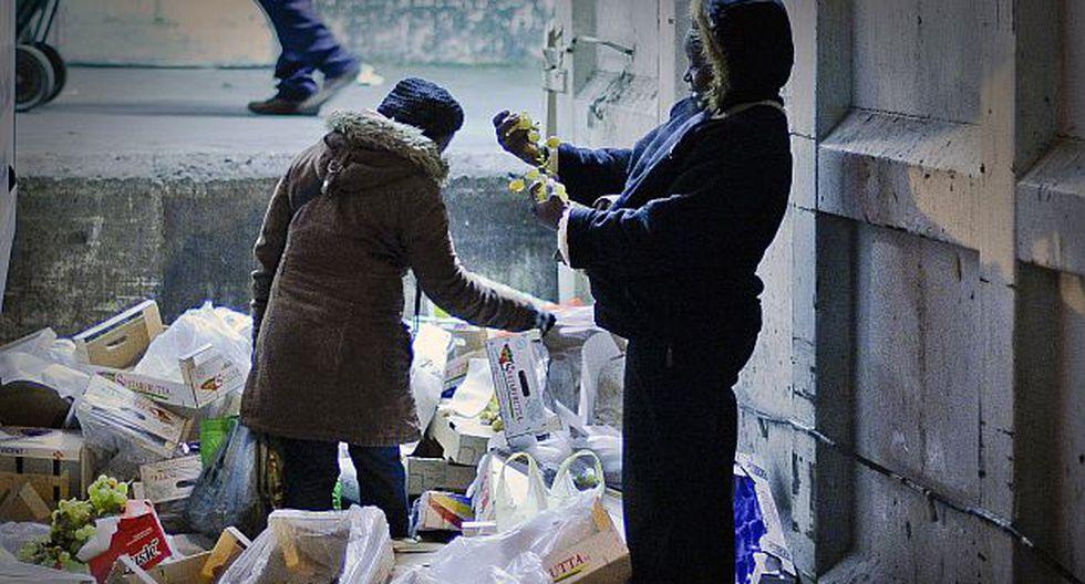 Cepal: 27.9% de latinoamericanos son pobres. (AFP)
