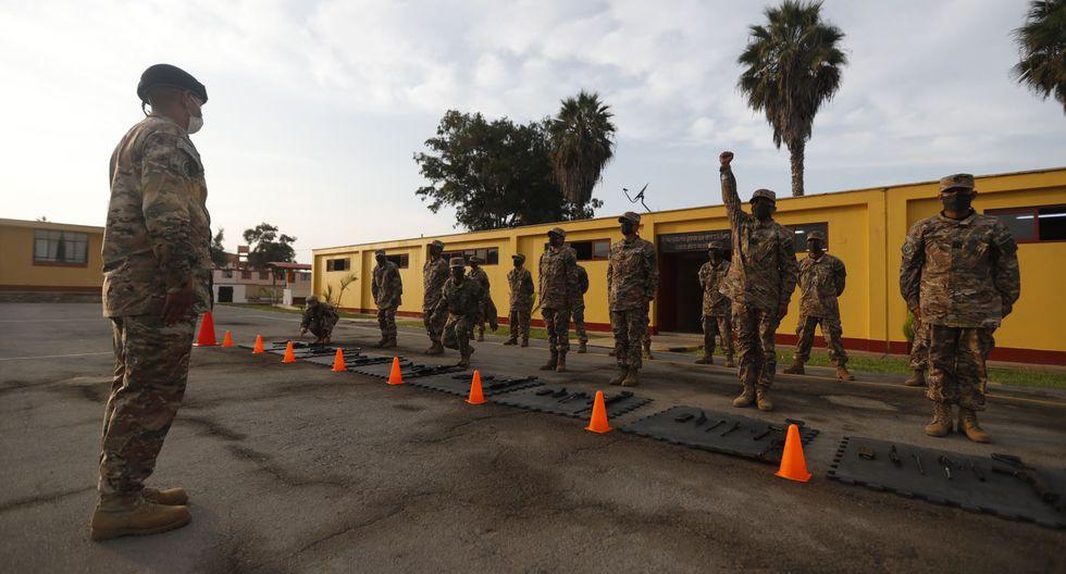 El personal de la reserva convocado al servicio activo corresponde a quienes presentaron servicio militar voluntario los años 2018, 2019 y febrero 2020.(Foto: Andina)