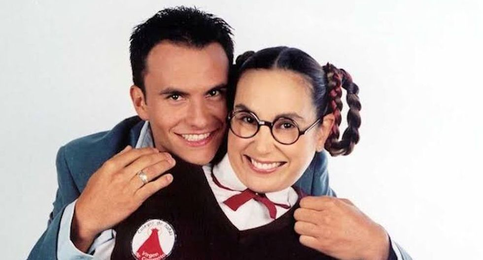 """""""Mi gorda bella"""" fue una telenovela venezolana que se emitió entre el 2002 y 2003, estelarizada por Natalia Streignard y Juan Pablo Raba. Fue un éxito mundial (Foto: Telemundo)"""