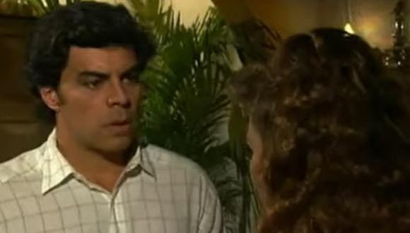 Luis Gatica es un actor mexicano que dio vida a 'Chuy', el mejor amigo de 'Marimar' (Foto: Televisa)