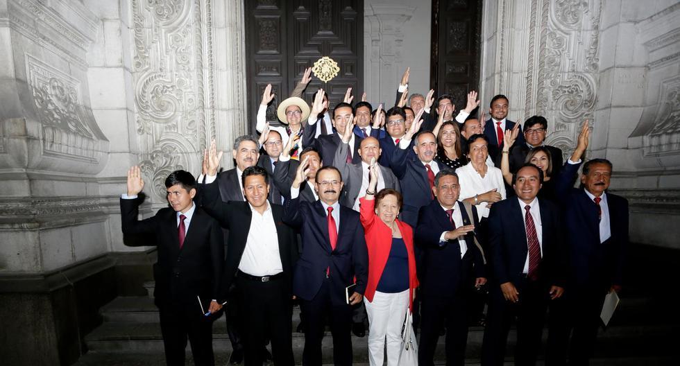 Acción Popular: 'Declaraciones del presidente Vizcarra en contra del partido afectan el proceso electoral'