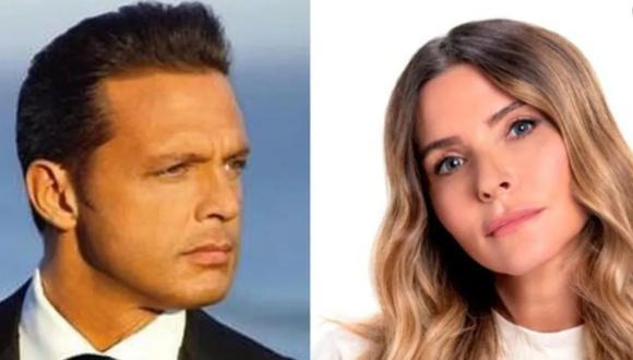 Issabela Camil y lo que hizo la actriz tras acabar su relación con el cantante (Foto: GDA / El Universal de México)