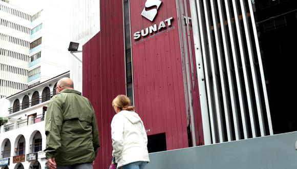 La Sunat brinda facilidades a las entidades públicas. (Foto: GEC)