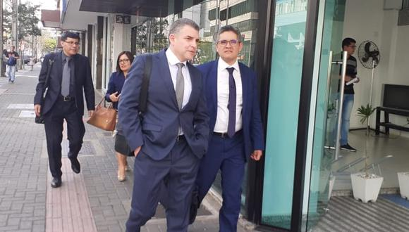 En diciembre, Rafael Vela y José Domingo Pérez interrogarán a Jorge Barata en Brasil. (GEC)