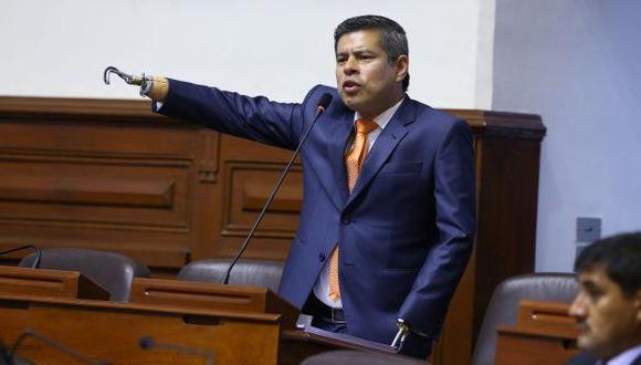 Luis Galarreta detalló que se reunió con Salvador del Solar y que los tres voceros de Fuerza Popular sabían. (Foto: GEC)