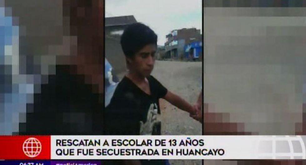 José Manuel Gómez Porras fue capturado. (Foto: Captura/América Noticias)