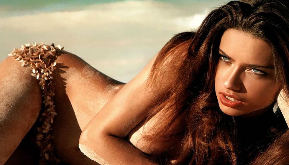 """Adriana Lima saltó a la fama por ser una de las modelos más cotizadas de Victoria\""""s Secret.  (fondosdepantallaya.com)"""