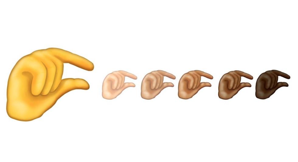 Nuevo emoji. (Foto: Captura)