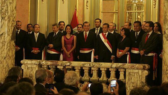 Humala y su gabinete seguirán lidiando con conflictos. (Mario Zapata)