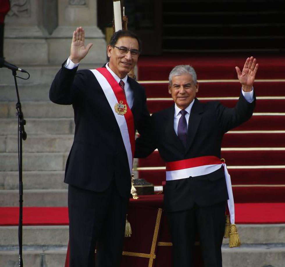 César Villanueva reitera que su gestión será cercana a la población (Luis Centurión/Perú21)
