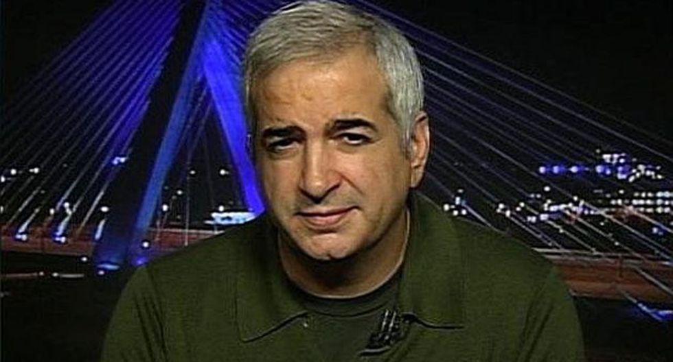 Anthony Shadid, laureado periodista fallecido hoy en Siria. (Internet)