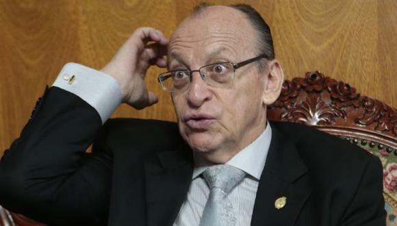 INVESTIGADO. Situación de Peláez podría cambiar tras informe. (Mario Zapata)